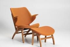 Matthes33 stol og fodskammel eg olie Rime451web